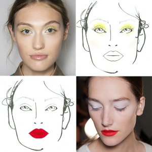 Makeup-Inspiration-Spring-2014-New-York-Fashion-Week